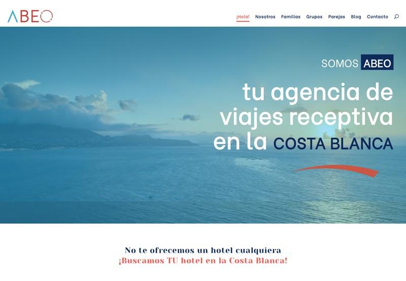 Diseñador web WordPress: ABEO