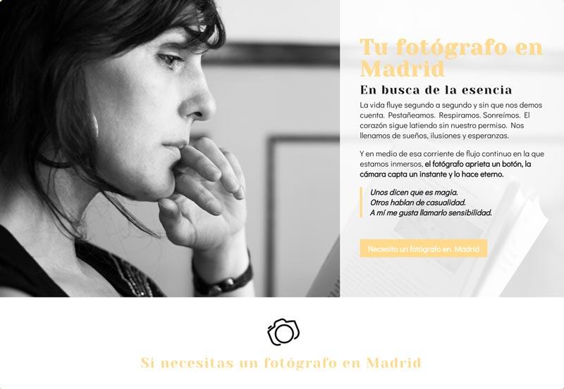 Diseñador web WordPress: Charo Guijarro