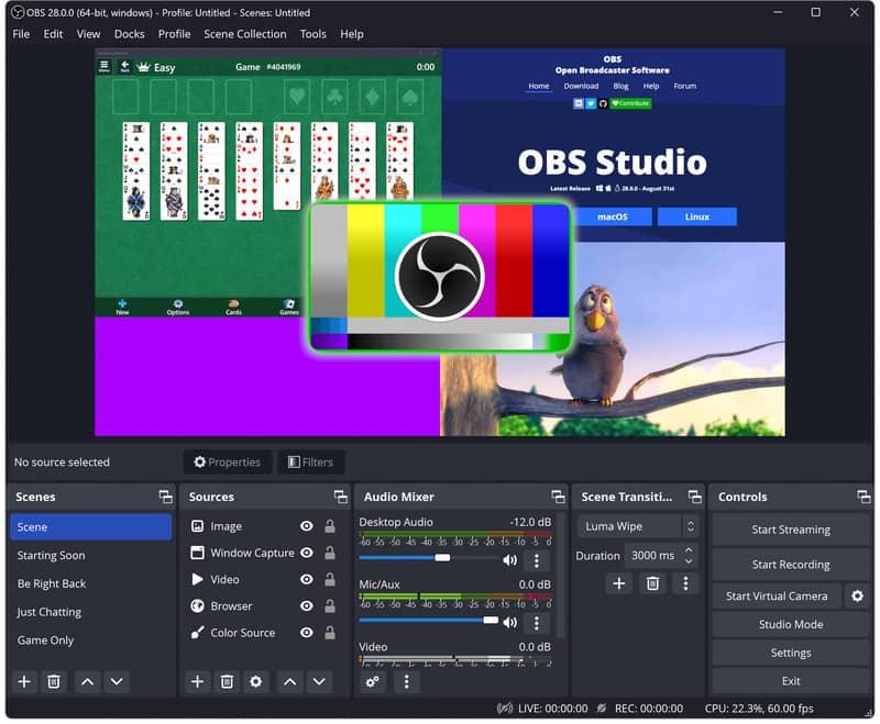 Plataformas y herramientas para emitir en streaming