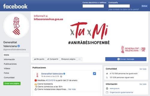 Cómo verificar una cuenta de Facebook