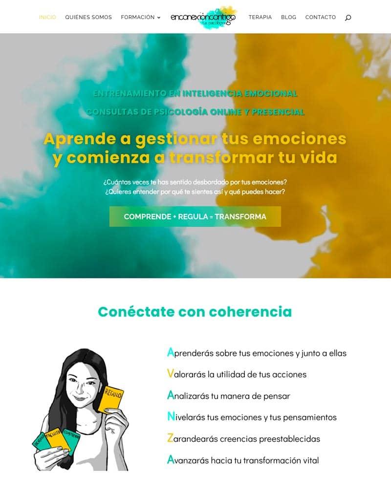 Cómo adaptar el branding de tu marca a tu página web: En Conexión Contigo