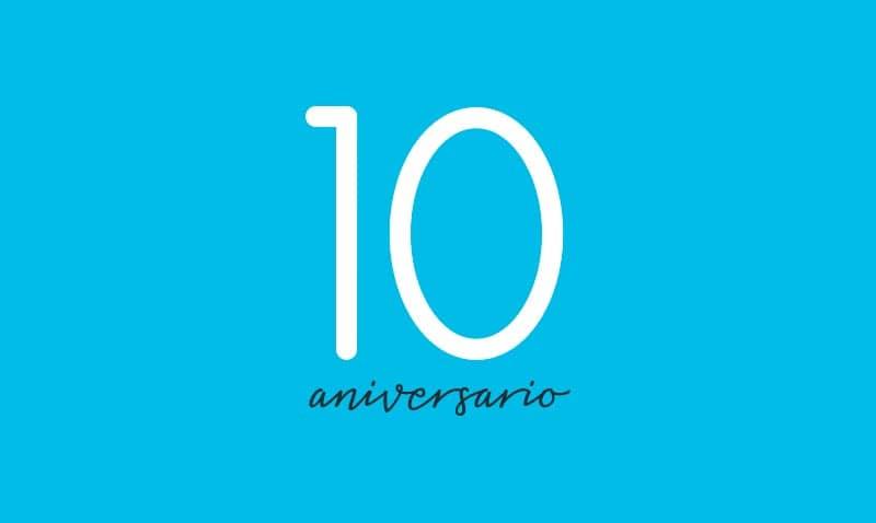 ¡Mi web cumple 10 años! #10AniversarioMAXCF
