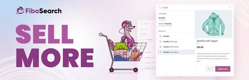 plugins de WordPress para tiendas online: Ajax Search for WooCommerce