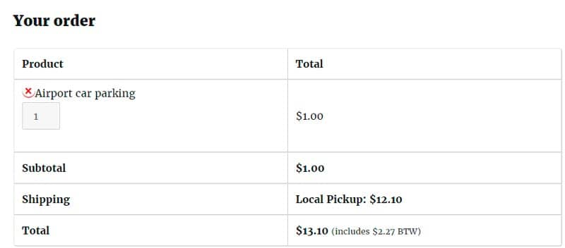 plugins de WordPress para tiendas online: Change Quantity on Checkout for WooCommerce