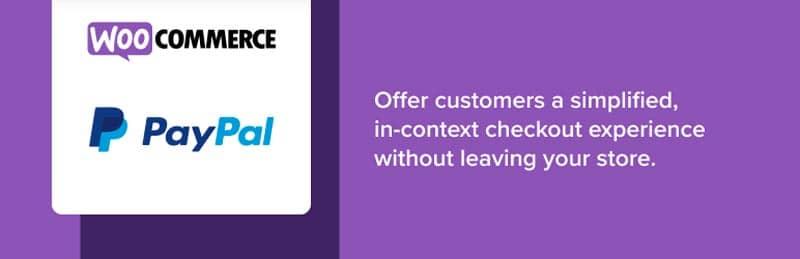 plugins de WordPress para tiendas online: WooCommerce PayPal Checkout Payment Gateway