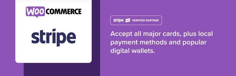 plugins de WordPress para tiendas online: WooCommerce Stripe Payment Gateway
