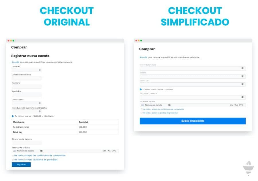 Simplifica y mejora la conversión del checkout de Restrict Content