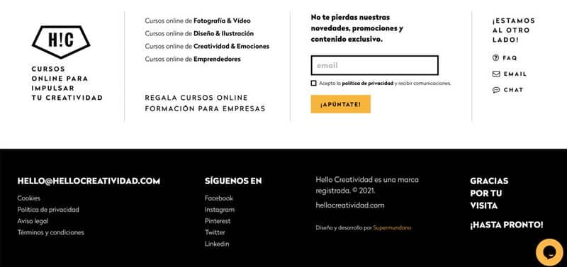 Maquetación web: recursos para diseñar una página web con gancho