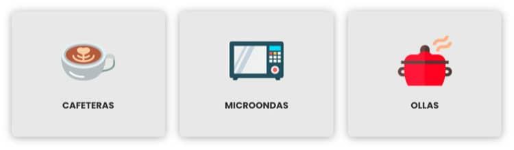 diseñar página web: maquetar contenido