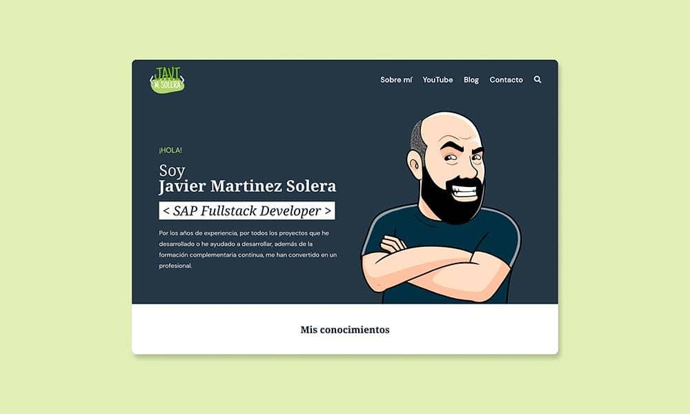 Javier Martinez Solera